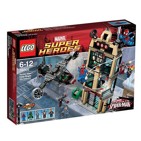 LEGO - Spider-Man: Daily Bugle Showdown - 76005