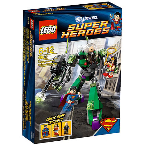 LEGO - Superman Vs. Power Armor Lex