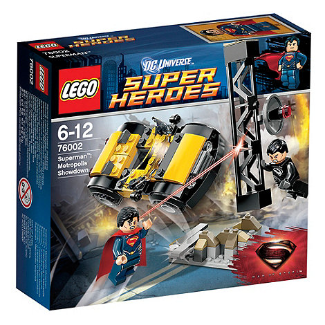 LEGO - DC Super Heroes - Superman: Metropolis Showdown - 76002
