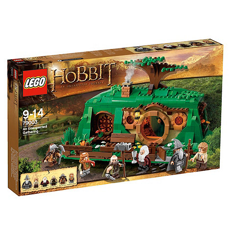 LEGO - An Unexpected Gathering - 79003