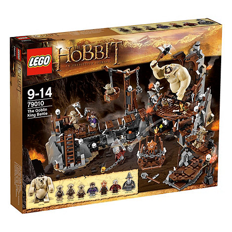 LEGO - The Goblin King Battle - 79010