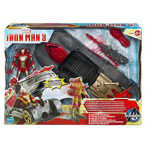 Iron Man - Assemblers Battle Vehicle
