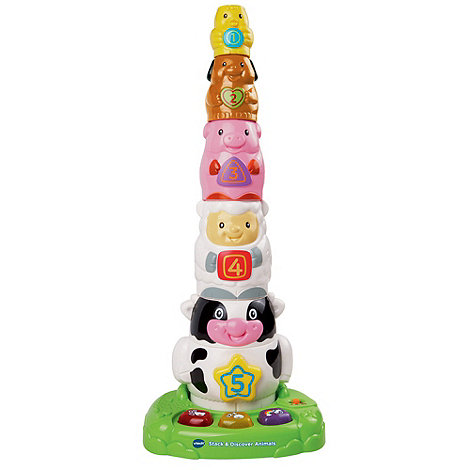 VTech - Stack and Discover Animals