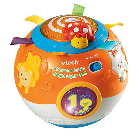 Vtech - Crawl and Learn Lights ball
