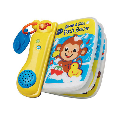 VTech - Splash & Sing Bath Book