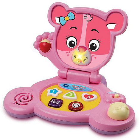 VTech - Baby Bear Laptop Pink
