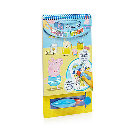 Peppa Pig - Aqua Magic Book
