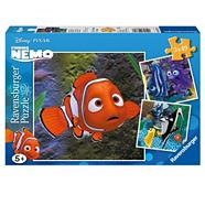Finding Nemo 3 jigsaws