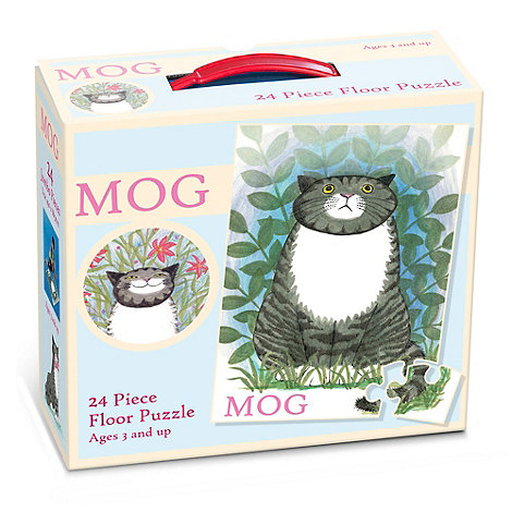 Paul Lamond Games - Mog 24 piece floor puzzle