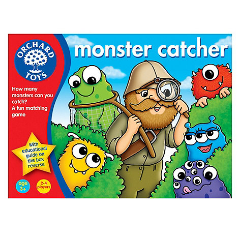 Orchard Toys - Monsters catcher game
