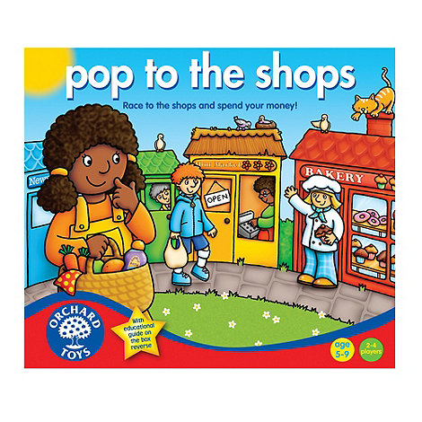 Orchard Toys - Pop to the shops game
