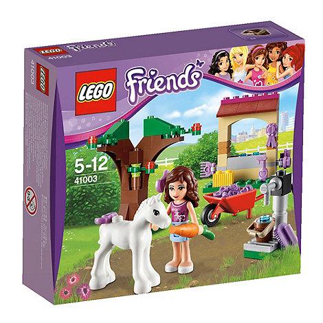 LEGO - Olivia+s Newborn Foal