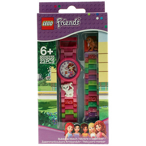 LEGO - Friends Olivia minifigure link watch