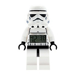 LEGO - Star Wars Stormtrooper minifigure clock