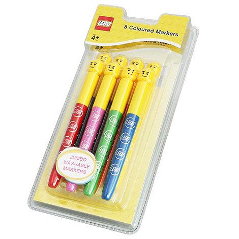 LEGO - Jumbo Marker Pens Pack