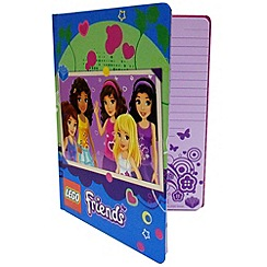 Lego - Friends Journal - Assorted Colours