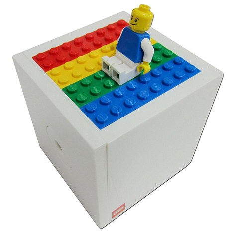 LEGO - Battery Operated Pencil Sharpener