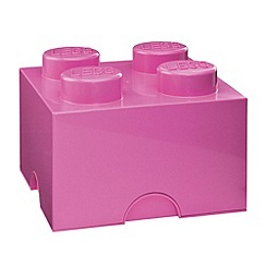 LEGO - Storage Brick 4 PINK