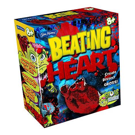 John Adams - Gross Science Beating Heart Kit