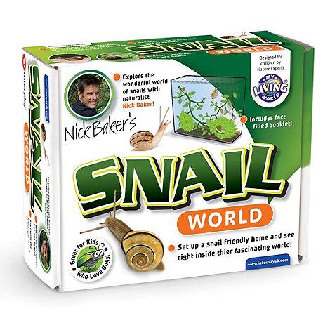 Debenhams - Snail World