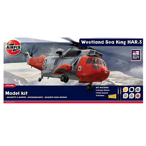 Airfix - Sea King HAR.5 Gift Set