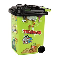 The Trash Pack - Wheelie Bin Collectors Case