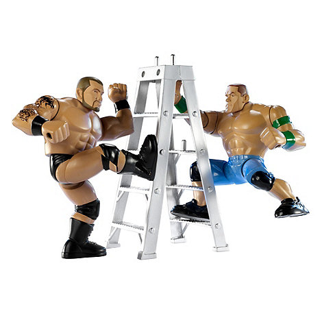 Mattel - WWE POWER SLAMMERS Starter Pack Assortment