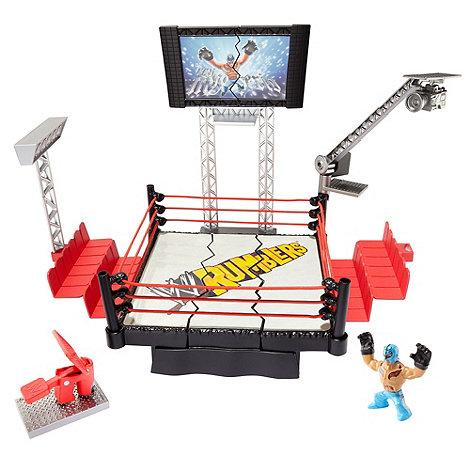 Mattel - WWE Rumblers Rampage Devastadium Playset