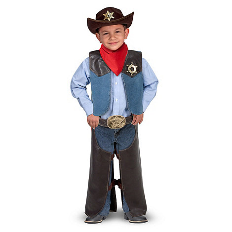 Melissa & Doug - Cowboy Role Play Set