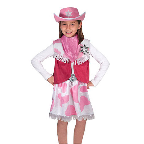Melissa & Doug - Cowgirl Role Play Set