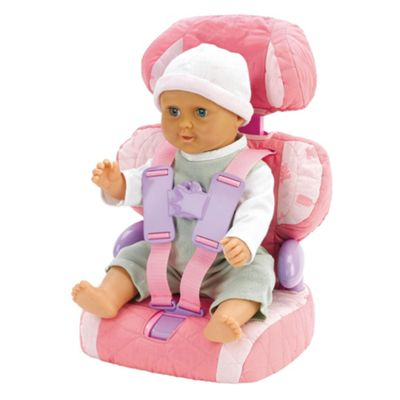 Casdon Baby Huggles Car Boosterseat - . -