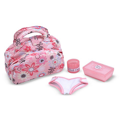 Melissa & Doug - Doll Nappy Bag Set