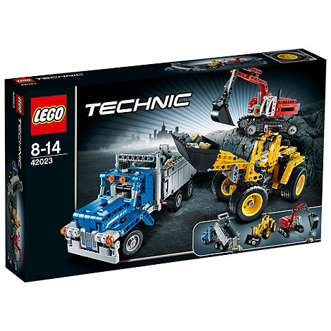 LEGO - Technic Construction Crew - 42023