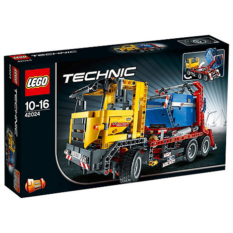 LEGO - Technic Container Truck - 42024