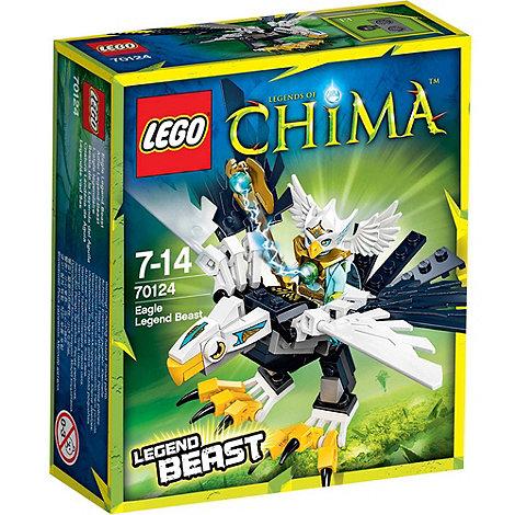 LEGO - Legends of Chima Eagle Legend Beast - 70124
