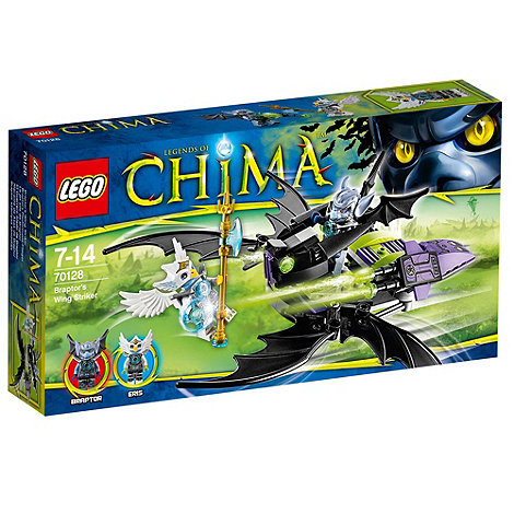 LEGO - Legends of Chima Braptor+s Wing Striker - 70128