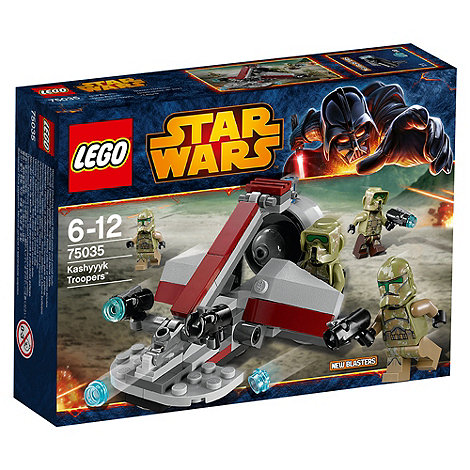 LEGO - Star Wars Kashyyyk Troopers - 75035