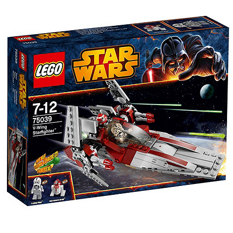 LEGO - Star Wars V-Wing Starfighter - 75039