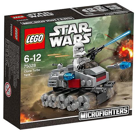 LEGO - Star Wars Clone Turbo Tank - 75028