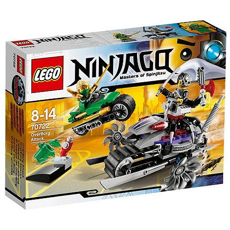LEGO - Ninjago OverBorg Attack - 70722