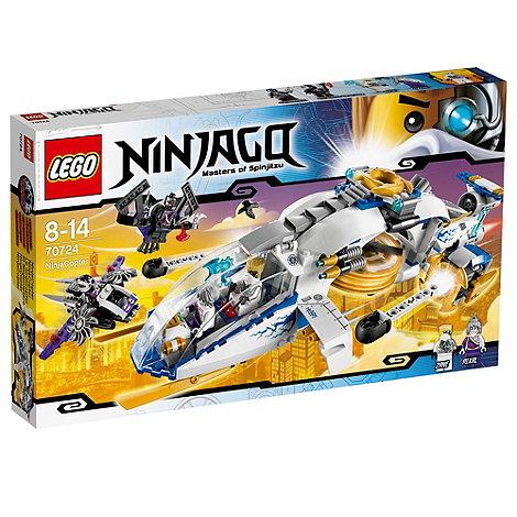 LEGO - Ninjago NinjaCopter - 70724