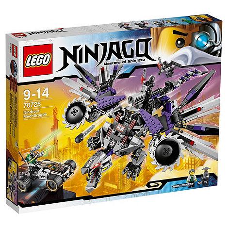 LEGO - Ninjago Nindroid MechDragon - 70725