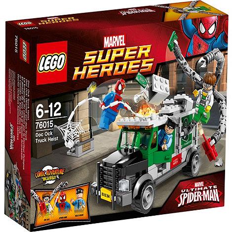 LEGO - Super Heroes - Marvel Comics Doc Ock  Truck Heist - 76015