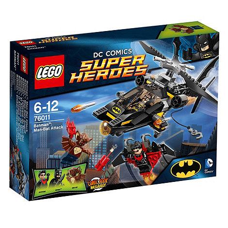 LEGO - Super Heroes 76011: Batman: Man-Bat Attack