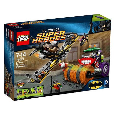 LEGO - Super Heroes 76013: Batman: The Joker Steam Roller