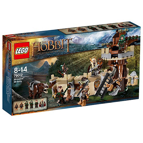 LEGO - The Hobbit Mirkwood Elf Army - 79012
