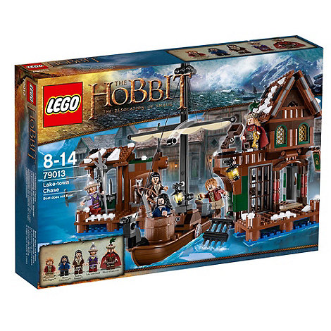 LEGO - The Hobbit Lake-town Chase - 79013