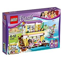 Lego - Friends Stephanie's Beach House - 41037