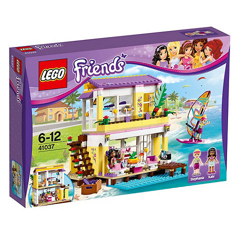 LEGO - Friends Stephanie+s Beach House - 41037