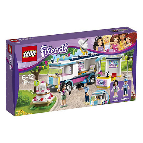 LEGO - Friends 41056: Heartlake News Van